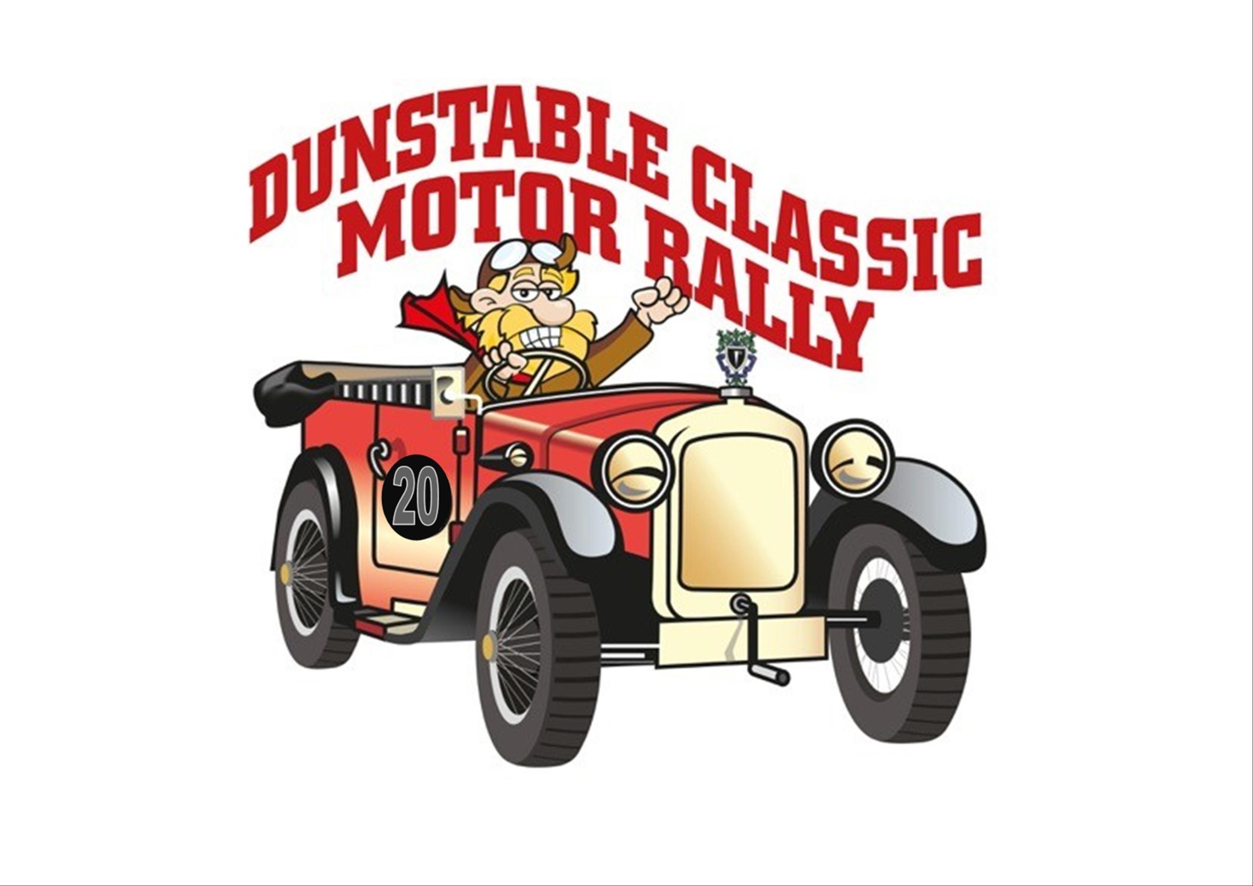 Classic Motor Rally 2020 Logo
